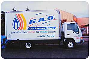 Gas Appliance Service Installations